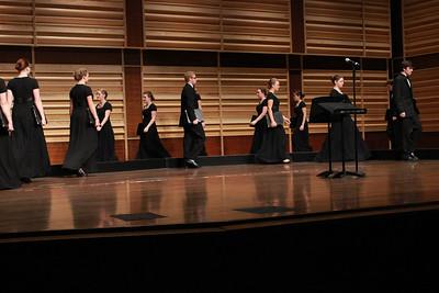 Nov Capella Choir Concert - 2013