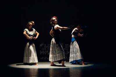 Pacific University Autumn Choreographers Concert 2012-11-14