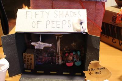Annual Peep Dioramas