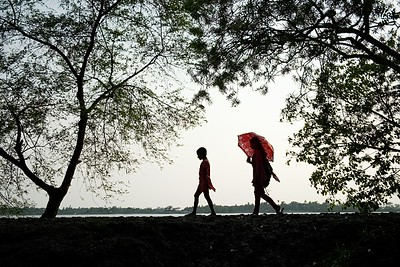 Monsoon Rain in Bangladesh- Low Res