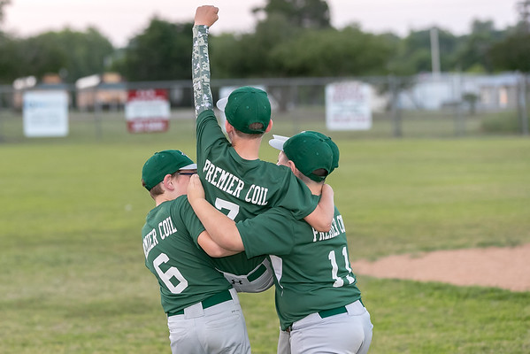 Tin Cup Baseball May 2018