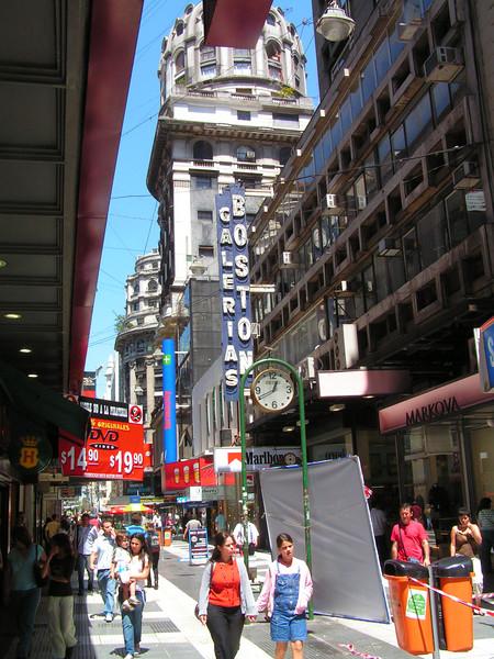 Buenos Aires, Argentina, October 2006