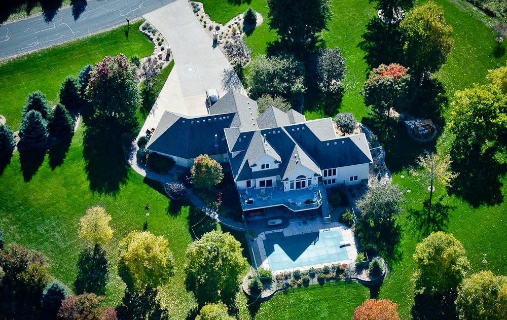 . A home near Stillwater. (Pioneer Press: Ben Garvin)