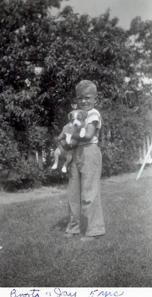 Circa:1954, Jay & Boots