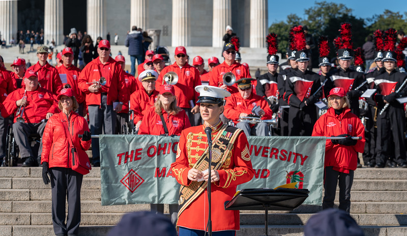 Conductor GySgt Monica Preston