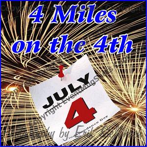 2013.07.04 Freedom Run 4 Miler