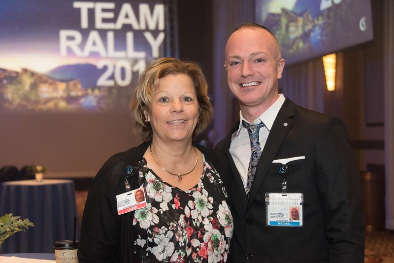 Snoqualmie Casino Team Rally 2018