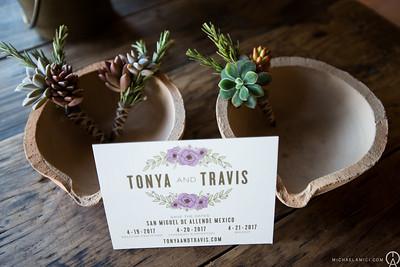 TONYA & TRAVIS