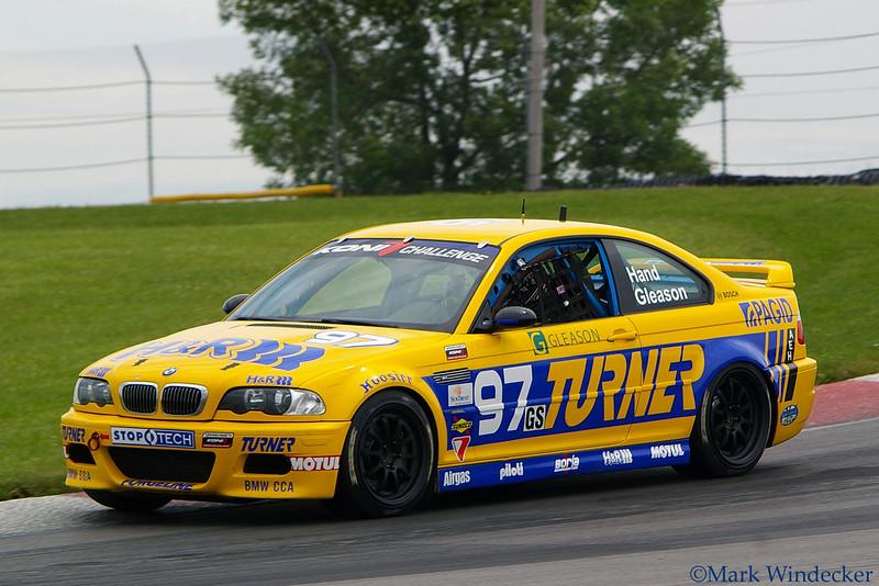 4TH CHRIS GLEASON/JOEY HAND BMW M3