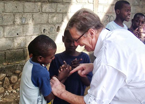 Port au Prince - Rotary Trip - 2013