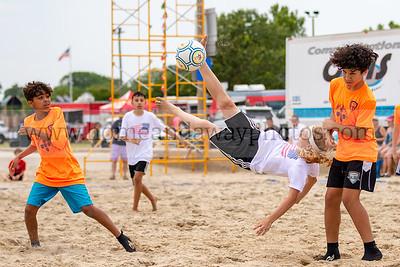 2019 Sand Soccer - RWB Elite (U14)