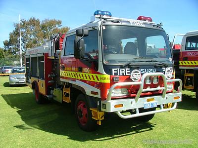 Fire & Rescue WA - Dampier