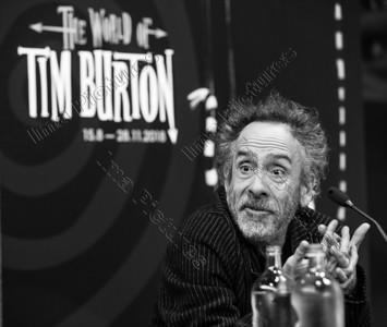 Tim Burton,exposition,C-Mine,Genk