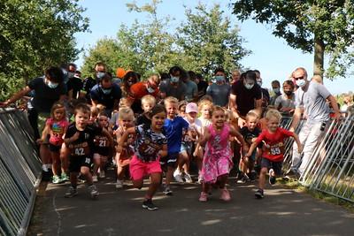 Sterke Peer triatlon 2021 - Wardjes Kidsrun