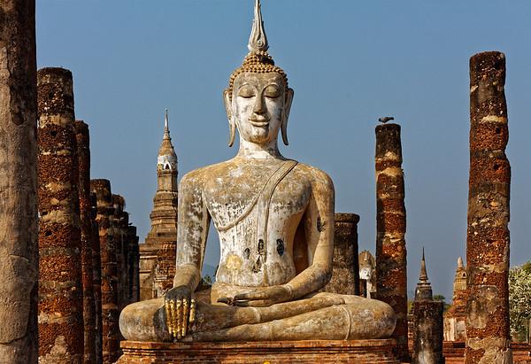 Sukhothai : Wat Mahathat
