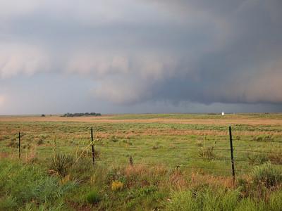 2010: June: Storm chasing