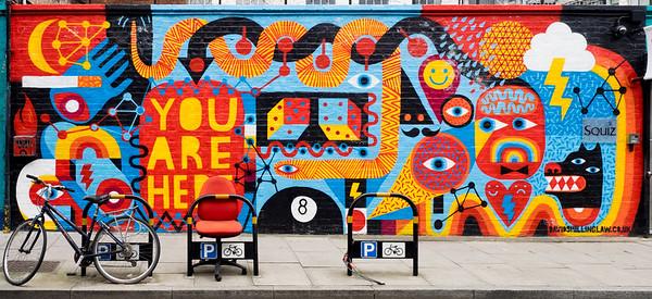 London - Graffiti