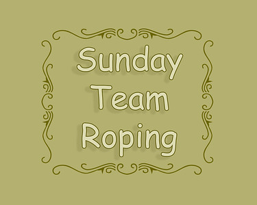 DEC LB 2018 Sun Team Roping