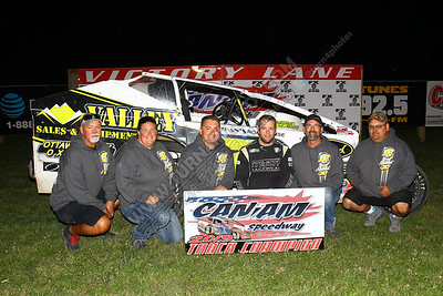 2019 Track Champions Can-Am Speedway