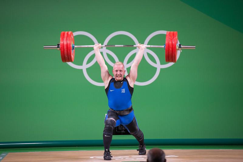 Rio Olympics 12.08.2016 Christian Valtanen D80_5584