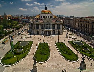 Distrito Federal-Mexico City