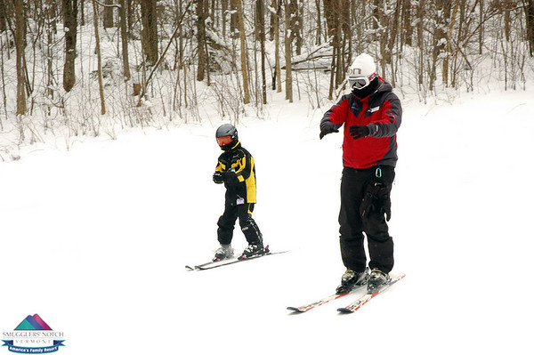 Jan.13th Action Photos-Smugglers' Notch