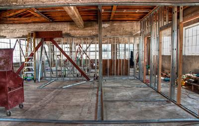 Florida St. Industrial Remodel