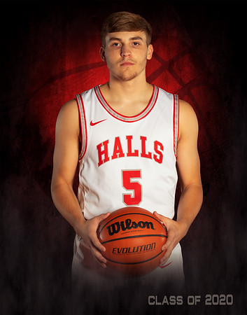 HHS Basketball Senior Prints