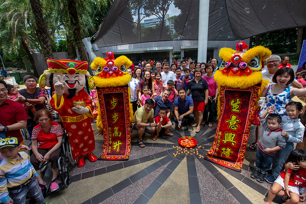 021719  CNY Celebrations @ The Starville 2019