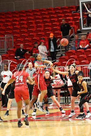 2017 Austin Peay Women's Basketball