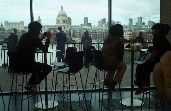 London  Oct 2012