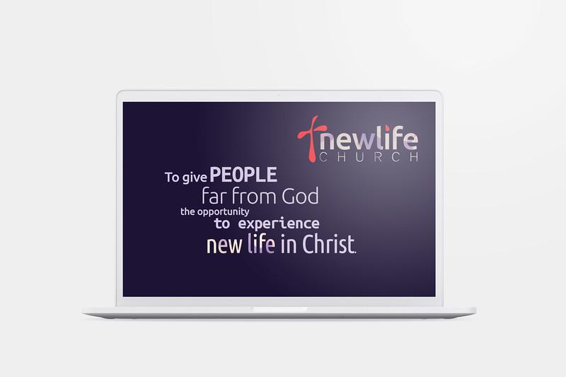NewLife Mission Statement Graphic