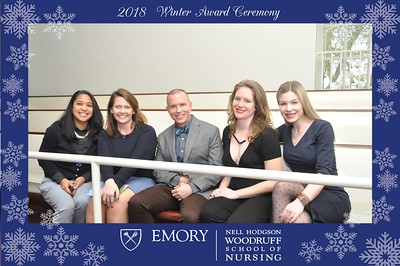 Emory Winter Award Ceremony - 12/14/2018
