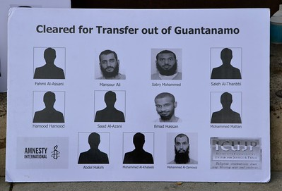Keep the Promise! Close Guantánamo Now!
