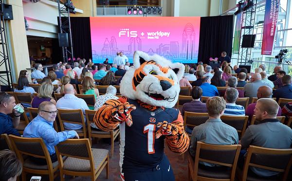 FIS+Worldpay Event - Paul Brown Stadium