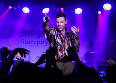 5/12/19 - Huawei FreeBuds 3 - Liam Payne Secret Gig