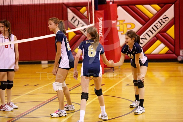 Regents Volleyball SOL 2011