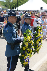 State Police Chase - Memorial Event and Family Day - 06.08.2014