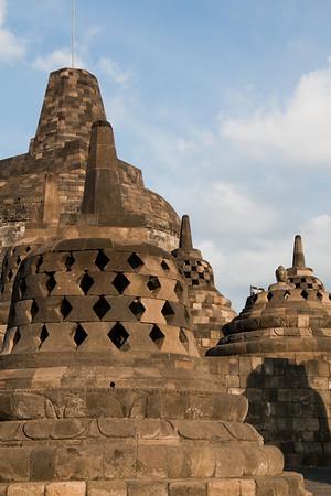 Borobudur & Prambanan - Indonesia