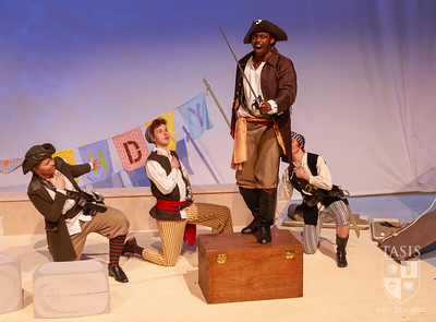 """The TASIS Spring Musical - """"The Pirates of Penzance"""""""