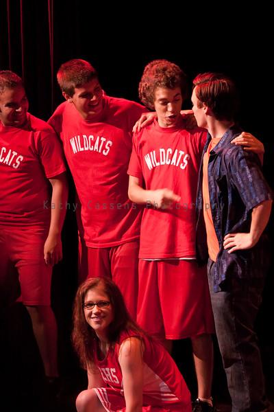High School Musical (Aug 23, 2009)