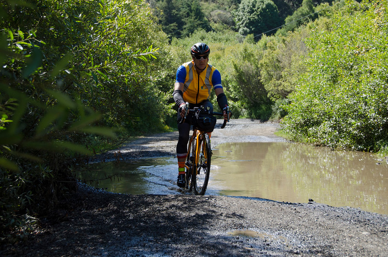 Bill Brier; Willow Creek Road