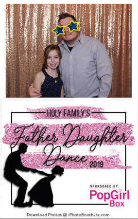 Holy Family Father Daughter Dance 2019