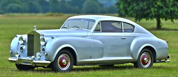 1951 Rolls Royce Silver Dawn Fastback Coupé Coachwork by Pininfarina 270 YUW