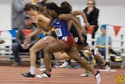 60 Meters Women, Men