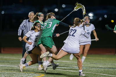 3/11/2020 YCP Women's Lacrosse vs Lebanon Valley