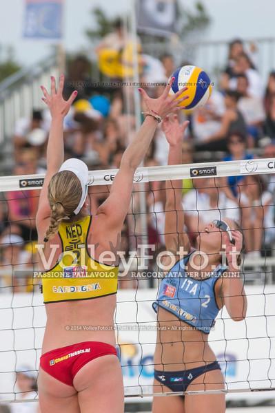 Women's Round 3 - CEV BV European Championship