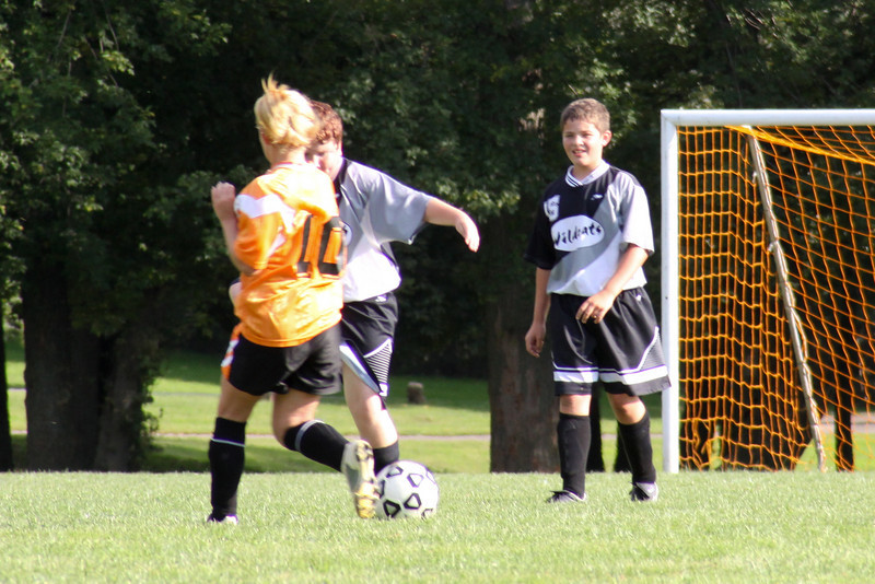 2009 7th and 8th Grade Co Ed Soccer