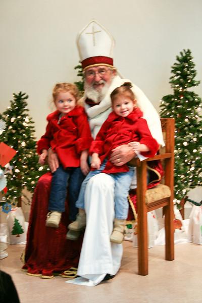 Christmas Party St. Nicholas Photos