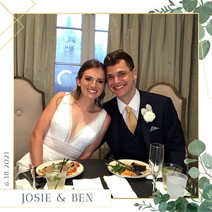 Josie & Ben 6.18.21 @ Marché